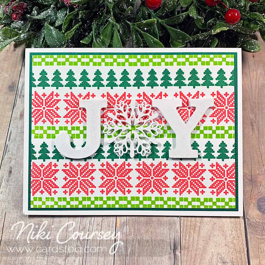 Merry Little Christmas October Challenge: Anything Goes