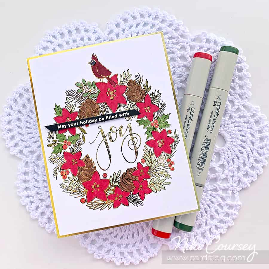 January 2019 Merry Little Christmas Challenge