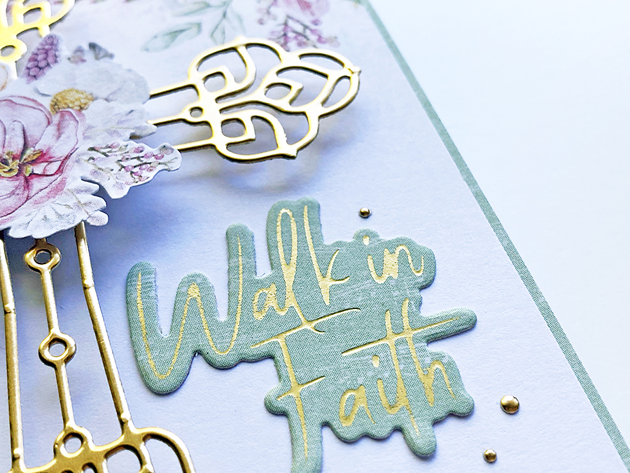 Expressions of Faith | Easy and Elegant Card Inspiration