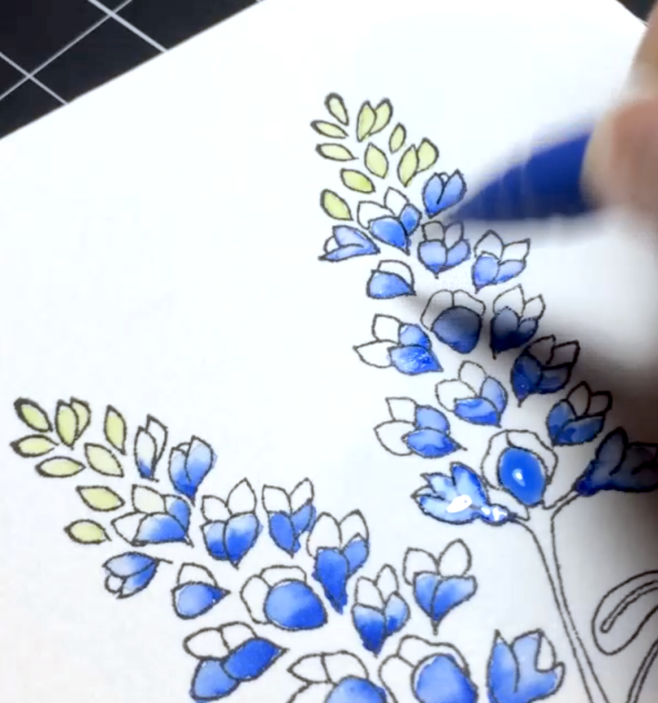 Clean Color Brush pens video, from Cardstoq. Embrace your creativity!